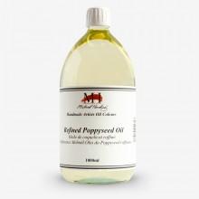Michael Harding : Refined Poppyseed Oil : 1000ml