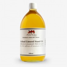 Michael Harding : Refined Linseed Stand Oil : 1000ml