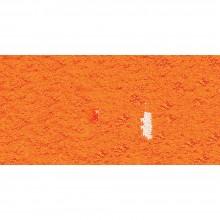 Sennelier Künstler Qualität trocken Pigment fluoreszierende Orange 100g Glas