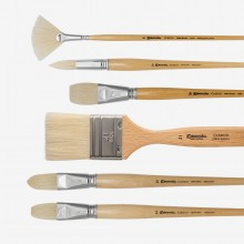 Escoda : Clasico Hog Brushes : 2360 / 4628 / 4728 / 4829 / 5131 / 5337