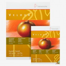 Hahnemuhle : Velour Pastel Paper Pads : 260 gsm