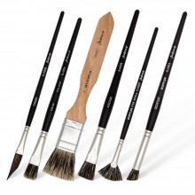 Jackson's : Speciality Watercolour Brushes