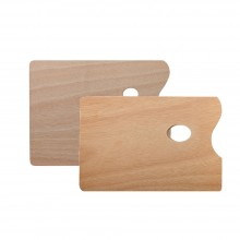 Studio Essentials : Wooden Palettes : Rectangular