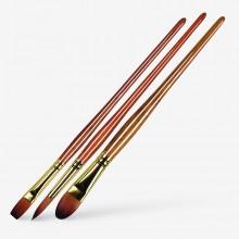 Pro Arte : Prolene Plus Synthetic Watercolour Brushes