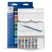 Winsor & Newton : Cotman Watercolour Paint Sets