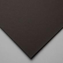 Halbmond Art Präsentation: Solid Black Core: doppelseitig: 15 x 20 cm