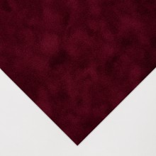 Crescent : Select : Conservation Suede Matboard : 81x102cm (32x40in) : 1.6mm Thick : Berry