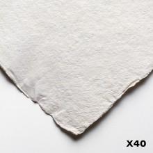 Jacksons Eco Papier mittlerer grobe 140lb 40 X 1/4 Blätter (15 X 11 Zoll)