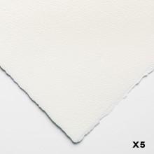 Bögen Aquarelle 140lb (300gsm) grobe 22 x 30 in (56X76cm) x 5