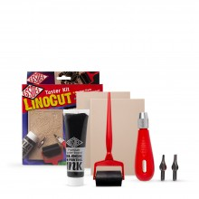 Essdee : Linolschnitt : Probe-Set