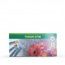 Koh-I-Noor : Toison d'Or : Soft Pastels : Set of 12