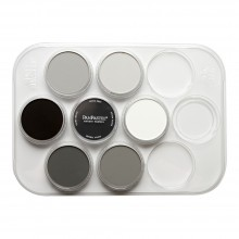 PanPastel : Grey Scale Palette Set of 12