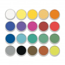 20 Farbe PanPastel Set Malerei