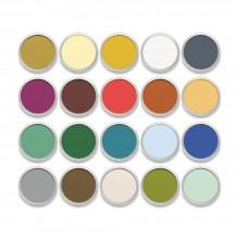 20 Farbe PanPastel Set Landschaft