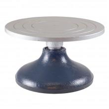 Studio Essentials : Metal Banding Wheel for Pottery and Sculpture: 178mm diameter