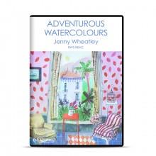 DVD: Abenteuerliche Aquarelle: Jenny Wheatley