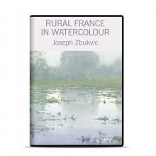 DVD: Ländliche Frankreich in Aquarell: Joseph Zbukvic