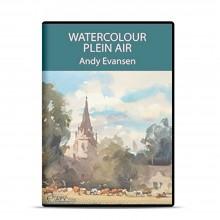APV : DVD : Watercolour Plein Air : Andy Evansen