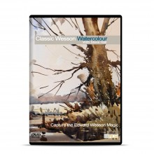 Stadthaus DVD: Klassische Wesson Aquarell: Steve Hall