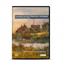 Stadthaus DVD: Erfolgreiche Sommer-Aquarell Landschaften: Robert Brindley RSMA