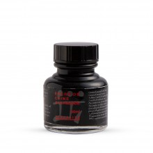 Sennelier : Indian Ink : Black : 30ml