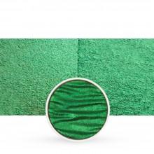 Finetec : Coliro : Pearlcolors : Mica Watercolour Paint : 30mm Refill : Jungle M033