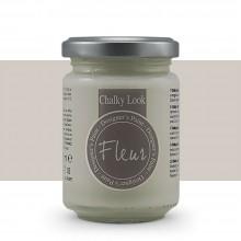 Fleur : Designer's Paint : Chalky Look : 130ml : F09 Grey White