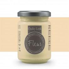 Fleur : Designer's Paint : Chalky Look : 130ml : F37 Banana Cream