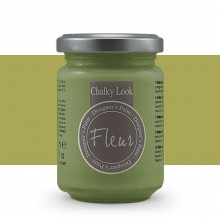 Fleur : Designer's Paint : Chalky Look : 130ml : F45 Bamboo