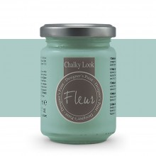 Fleur : Designer's Paint : Chalky Look : 130ml : F49 Cape Town Blue