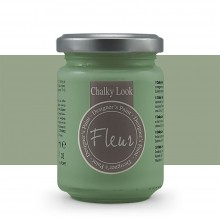 Fleur : Designer's Paint : Chalky Look : 130ml : F51 Welcome Green