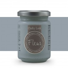 Fleur : Designer's Paint : Chalky Look : 130ml : F56 Hamptons Blue