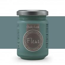 Fleur : Designer's Paint : Chalky Look : 130ml : F60 Vanity Blue
