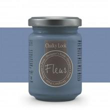 Fleur : Designer's Paint : Chalky Look : 130ml : F63 Copenhagen Blue