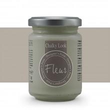 Fleur : Designer's Paint : Chalky Look : 130ml : F73 Mr Grey