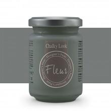 Fleur : Designer's Paint : Chalky Look : 130ml : F75 Smoky