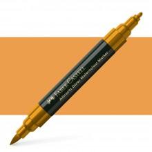 Faber Castell : Albrecht Durer : Watercolour Marker : Dark Chrome Yellow