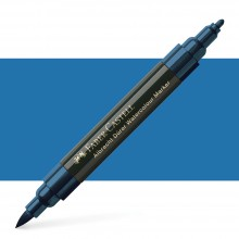 Faber Castell : Albrecht Durer : Watercolour Marker : Phthalo Blue
