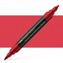 Faber Castell : Albrecht Durer : Watercolour Marker : Pale Geranium Lake