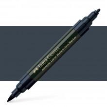 Faber Castell : Albrecht Durer : Watercolour Marker : Dark Indigo