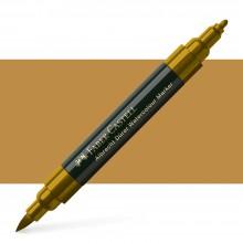 Faber Castell : Albrecht Durer : Watercolour Marker : Green Gold