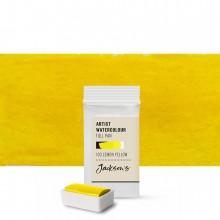 Jacksons Künstler Aquarell: Volle Wanne Zitronengelb