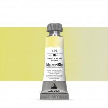 MaimeriBlu : Watercolour Paint : 12ml : Nickel Titanium Yellow