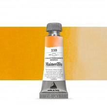 MaimeriBlu : Watercolour Paint : 12ml : Permanent Yellow Orange