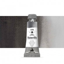 MaimeriBlu : Watercolour Paint : 12ml : Ivory Black