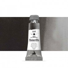 MaimeriBlu : Watercolour Paint : 12ml : Carbon Black