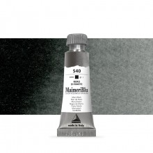 MaimeriBlu : Watercolour Paint : 12ml : Mars Black