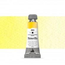 MaimeriBlu : Watercolour Paint : Half Pan : Cadmium Yellow Medium
