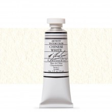 M. Graham : Artists' Watercolour Paint : 15ml : Chinese White