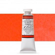 M. Graham : Artists' Watercolour Paint : 15ml : Scarlet (Pyrrol)